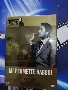 MI PERMETTE BABBO! DVD n°15 *ALBERTO SORDI -