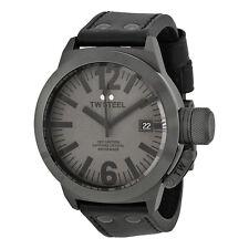 TW Steel CEO Canteen Quartz Gray Dial 45mm Mens Watch CE1051