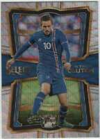 2017-18 Panini Select Soccer In the Clutch Insert #25 Gylfi Sigurdsson