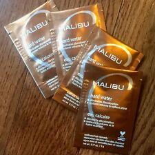 x4 Malibu C Hard Water Hair Treatment Removes Orange Rust Adds Volume & Shine