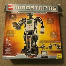 LEGO Mindstorms NXT 8527 Robotics Set Used