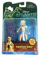 Princess Kida Disney Atlantis Lost Empire Action Figure W/Accessories Mattel New
