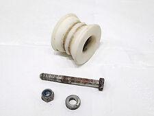 1984 84 Husqvarna 125 CR 125CR OEM Frame Drive Chain Roller Guide 15-19-735-01