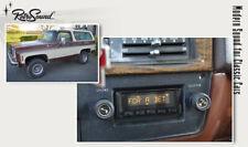 For Chevrolet Blazer 1973-88 Vintage Car Radio DAB+ UKW USB Bluetooth Aux