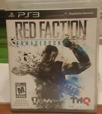 Red Faction Armageddon - Complete CIB - Playstation 3 PS3