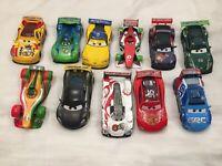 Disney Pixar Cars 2 WGP 11 x CARNIVAL CUP RACERS FULL SET Diecast TOKYO DRIFT