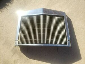 OEM VINTAGE 1977-1979 LINCOLN CONTINENTAL FRONT GRILL