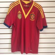 Spain National Team Adidas Soccer Jersey Size Xl Fifa 2010