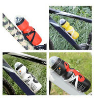 Portable Mountain Bike Bicycle Cycling Water Drink Bottle Holder Cage 750ML #G9C