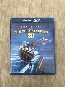 The Polar Express Bluray 3D DVD
