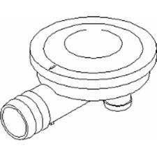 Ventil Kurbelgehäuseentlüftung Zylinderkopf - Topran 113 299
