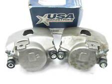 Usa Industries FRP4390 Remanufactured Disc Brake Caliper Set - Front