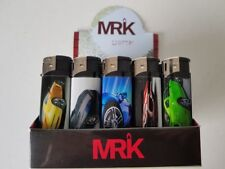 MRK by ZICO Wholesale Lighters Display of Fifty Electronic Dog Collectable