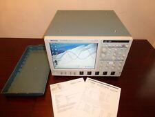Tektronix DSA70604B 6 GHz 4 Ch 25 GS/s Oscilloscope / Serial Analyzer - 90K LIST