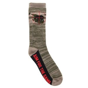 Quietwear Men's Hunting Socks
