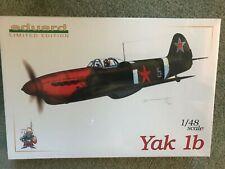 1:48 Eduard Yak 1b 1117 Limited Edition
