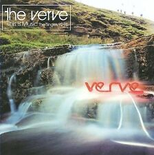 THE VERVE - THIS IS MUSIC: THE SINGLES 92-98 NEW CD