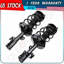 For 2002 2003 Toyota Camry Front Complete Struts & Coil Springs Mount Assemblies