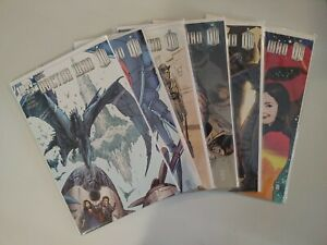 Doctor Who #11-16 IDW Publishing Comic Book  11th Doctor Series Finale (1B)