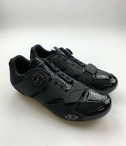Giro Savix Cycling Shoes Men's 43 EU / 9.5 US Black New
