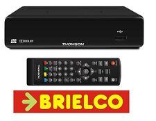 RECEPTOR TDT TV DIGITAL TERRESTRE HD SALIDA VIDEO HDMI LECTOR USB THT504 BD10622