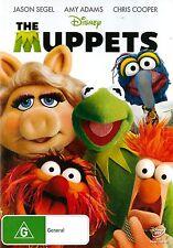 THE MUPPETS Movie (2011) DVD Region 4