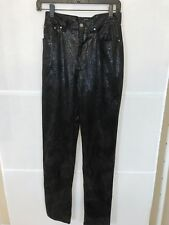 GIANFRANCO FERRE  EMBELLISHED JEANS SIZE 28 STRETCHY $365