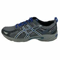 Asics Mens Gel Venture 5 T5N3N Gray Blue Running Shoes Lace Up Low Top Size 11
