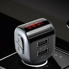 Inalámbrico Bluetooth Transmisor FM Modulador Car Kit Reproductor de MP3 4.1A