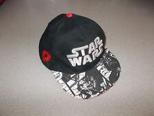Children's Official Star Wars licensed baseball cap Stormtrooper Darth Vader hat