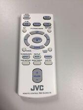 JVC BOOKSHELF HI-FI REMOTE CONTROL RM-SUXN1R for CA-UXN1S UXN1W UX-N1 N1S N1W
