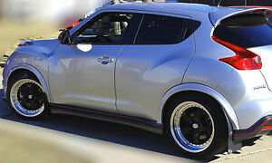 RokBlokz Rally Mud Flaps 2010-2017 Nissan JUKE  All Models Made in USA Set of 4