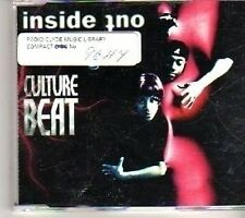 (CT703) Culture Beat, Inside Out - 1995 DJ CD