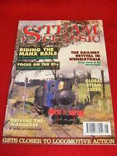 STEAM CLASSIC - THE MANX RAILS - Aug 1997 #83