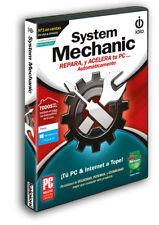 System Mechanic Descarga - Tus Ordenadores a tope por 1 año