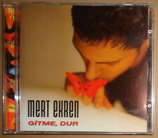 Mert Ekren - Gitme Dur - CD Album - 2002 - Turkish music