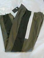 Nike Mens Sportswear Re-Issue Windbreaker Woven Pants Olive Green AQ1895 222