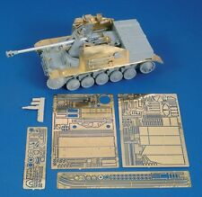 Royal Model 1:35 Sd.Kfz 131 Marder II Part 1 for Dragon PE Photoetch Resin #523