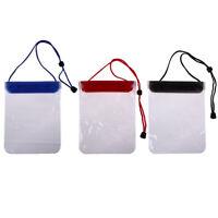 Waterproof Bag Case Phone Large Pouch Holder Swimming Waterproof Dry Bag TN2F