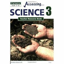 Science: Bk. 3: Teacher Book by Christine Moorcroft (Paperback, 2004)
