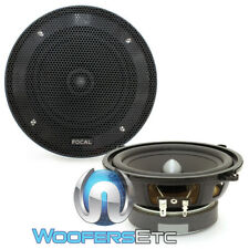 "FOCAL W/RSE130 5.25"" 50W RMS 4 OHM MIDBASS DRIVERS FOR COMPONENT SPEAKERS NEW"
