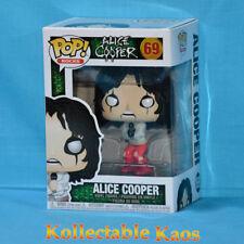 Alice Cooper - Alice Cooper in Straitjacket Pop! Vinyl Figure (RS) #69