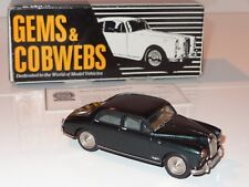 (EB) GEMS & COBWEBS white metal 1954 RILEY PATHFINDER - GC 12