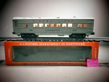 LIONEL O SCALE 2429 LIVINGSTON ILLUMINATED PULLMAN CAR WITH LIONEL BOX