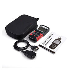 OBDII OBD2 EOBD Vehicle Car Engine Fault Code Reader Diagnostic Scanner KW820