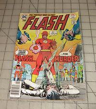 The Flash #246 (Jan 1977) Good- Condition Comic