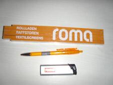 ROMA-Set - Zollstock, Feuerzeug, Kugelschreiber