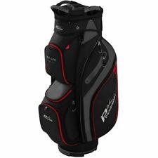 PowaKaddy DLX-Lite Trolley Bag 2020 - Black/Titanium/Red