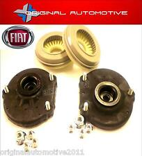 FITS FIAT LINEA 2007> FRONT L/R TOP STRUT MOUNTINGS & BEARINGS FAST DESPATCH