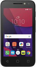Alcatel One Touch Pixi 4 4034x Single Sim Schwarz, TOP Zustand